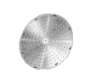 13mm shredder plate